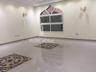 فیلا 6 غرفة نوم للايجار في المرور، أبوظبي - Neat and Clean Magnificent Offer for 6 Master Bedroom in Al Muroor