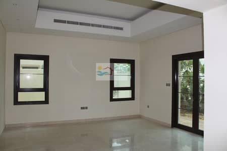 فیلا 5 غرفة نوم للايجار في شارع السلام، أبوظبي - Exquisite 5+M Villa with Big Garden at Blooms Garden