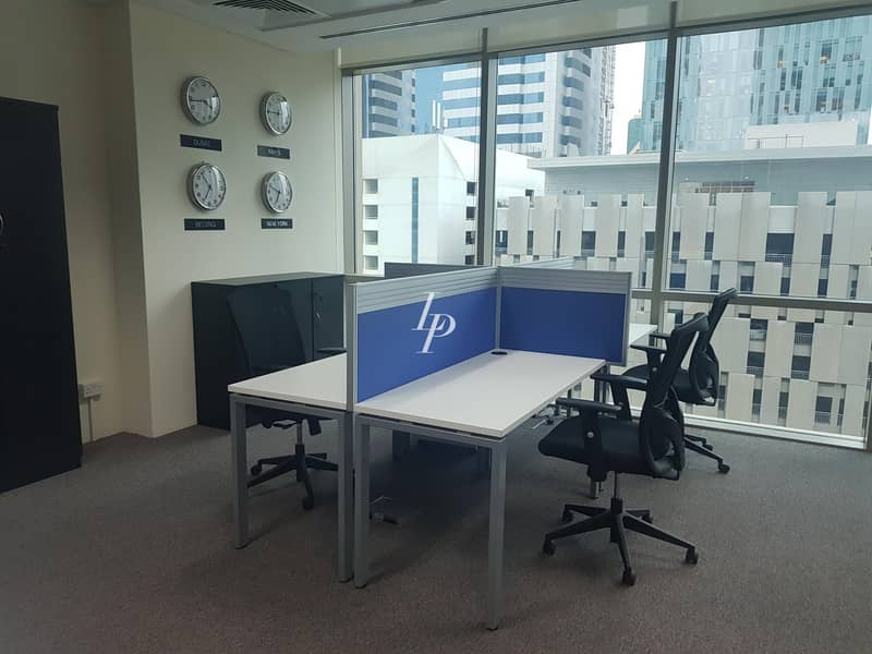 Fully Fitted Office in Liberty House