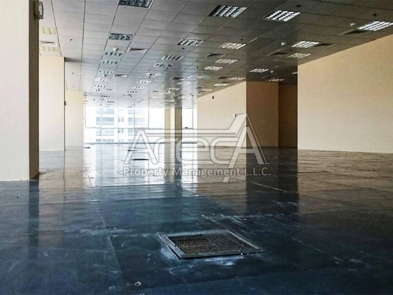 Strategically Located Full Floor Office Space for Rent