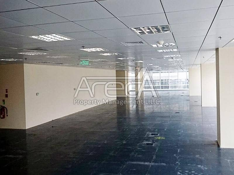 2 Strategically Located Full Floor Office Space for Rent