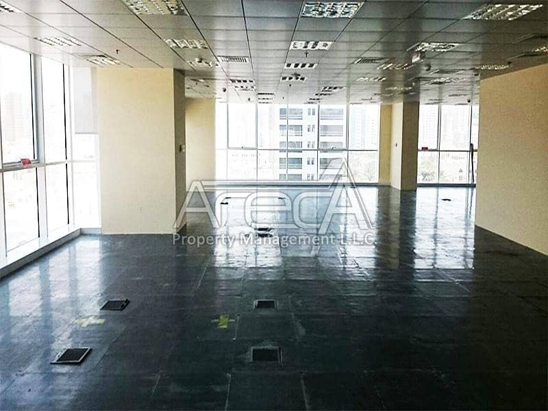 10 Strategically Located Full Floor Office Space for Rent