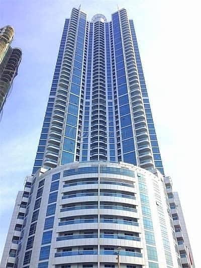 Sea view 2 Bedroom For Sale in Corniche Towers Ajman