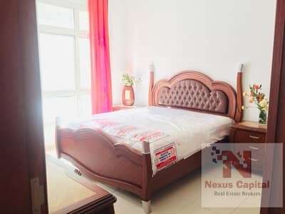 2 Bedroom Flat for Rent in Dubai Silicon Oasis, Dubai - 2BR  Fully Furnished Brand New Apartment|2 Balconies