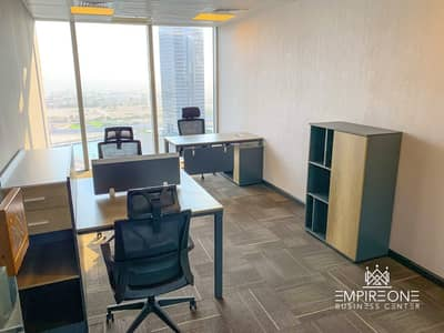 مکتب  للايجار في الخليج التجاري، دبي - Premium Luxurious Rich Offices for Rent in Business Bay | Brand New | No Commission