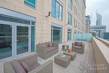 فلیٹ 3 غرف نوم للبيع في مركز دبي المالي العالمي، دبي - Balcony | Three Bedroom | Gate Avenue View