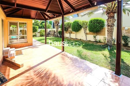 6 Bedroom Villa for Rent in The Meadows, Dubai - Type 9 | Extrenal Gym Room | Landscaped | Call Sam