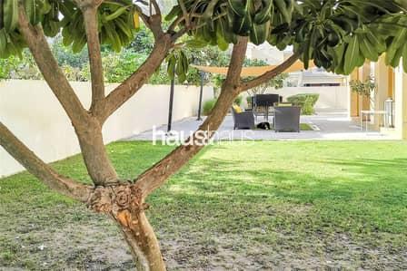 فیلا 3 غرفة نوم للايجار في المرابع العربية، دبي - Backing park | Maintenance Contract | Light Wood