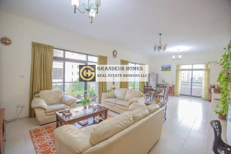 4 Bedroom Flat for Sale in The Greens, Dubai - Magnificent 4BR with Attractive Price in Al Ghaf for Sale