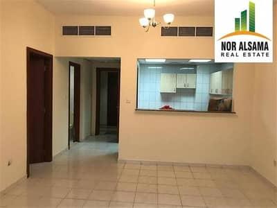 شقة 1 غرفة نوم للايجار في المدينة العالمية، دبي - FRESH PAINTED WELL MAINTAINED 1BHK IN X02 BUILDING - INTERNATIONAL CITY