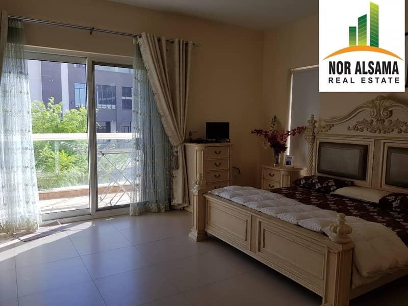 10 Corner..Souq Face Villa for Sale..Single Row..Al Warsan SP 1.4M