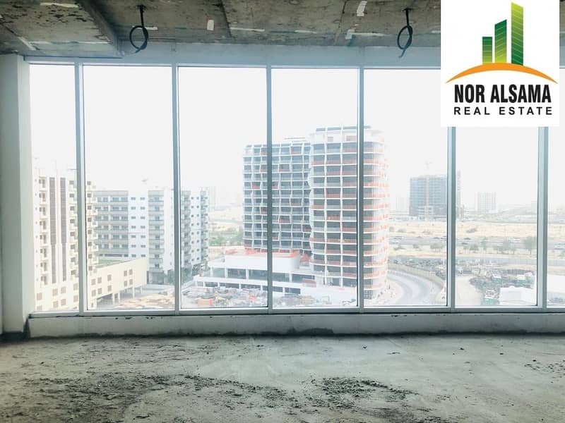 28 brand new 900 sqft offices for rent in lynx tower silicon oasis in 40000