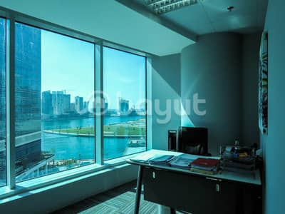 Office for Rent in Business Bay, Dubai - 8000AED OFFICE WITH EJARI AND SPONSER YOU CAN APPLY QOUTA AND VISA !!