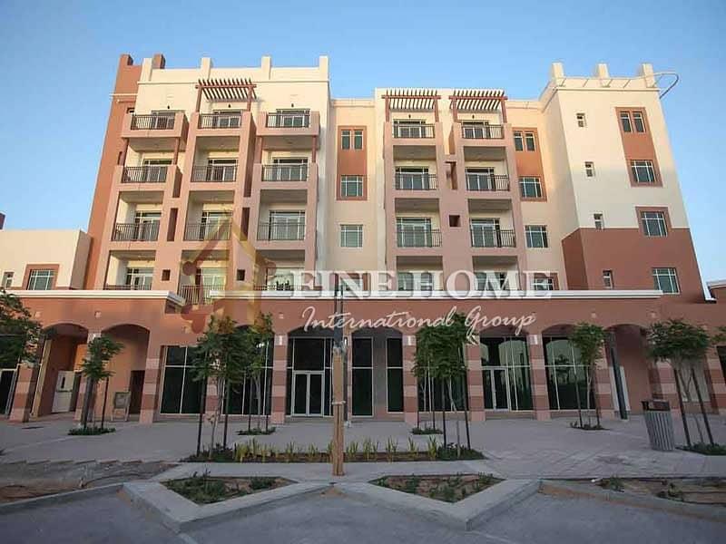 11 1 BR + Balcony Apartment in Al sabil . Al Ghadeer