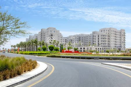1 Bedroom Flat for Rent in Town Square, Dubai - 1 Bedroom Mid-Rise Lateral Apartment