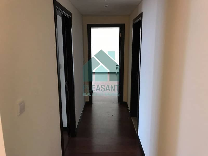 14 Fully furnished 2BR+M| full lake vie| green lakes S1| JLT