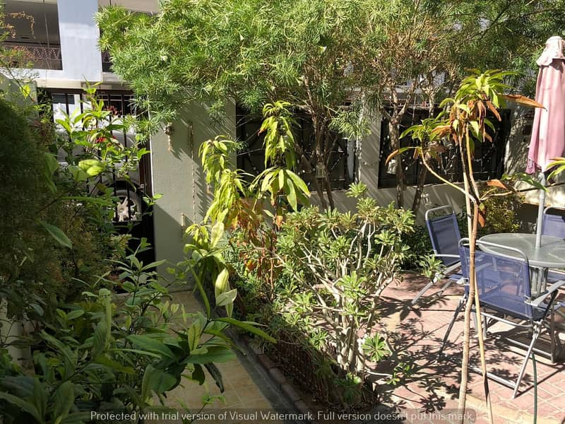 2 1 MONTH FREE    4 Br Maid Room TownHouse For Rent In La Riviera Estate Jvc