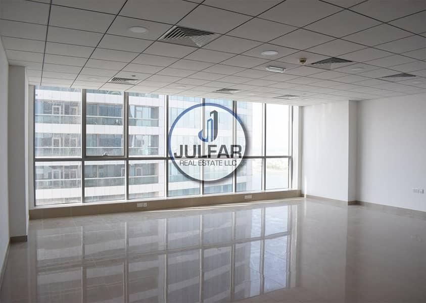 2 Delightful Office For Rent In Julphar Tower R.A.K.