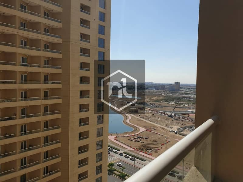 9 Nice Pool View Studio Apartment For Rent  with Parking