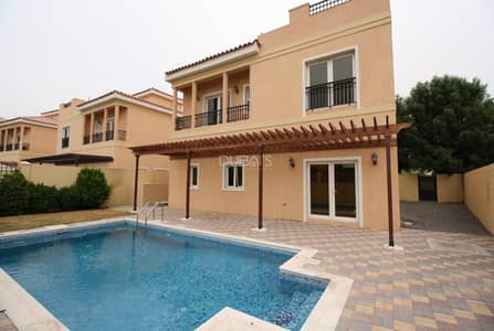 4 Bedroom Villa for Rent in The Villa, Dubai - 5BR