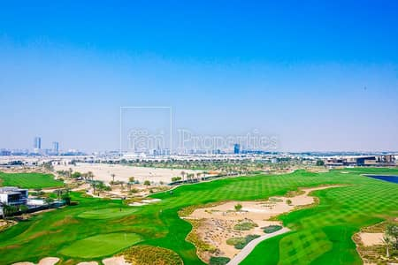 2 Bedroom Hotel Apartment for Sale in DAMAC Hills (Akoya by DAMAC), Dubai - 2BR Fully Furnished with Full Golf Course View