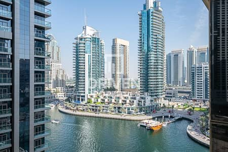 2 Bedroom Flat for Rent in Dubai Marina, Dubai - High Rise Building | Prime Location | 2BR