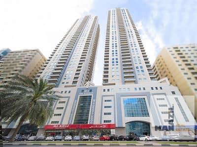 2 Bedroom Apartment for Rent in Al Taawun, Sharjah - 2 bedroom spacious at Al Tawuun Sharjah