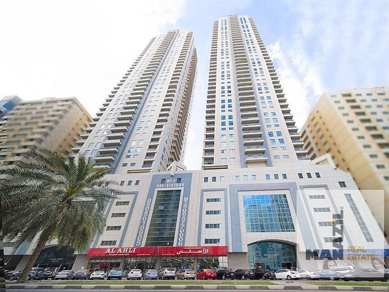 2 bedroom spacious at Al Tawuun Sharjah