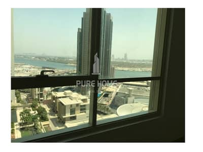 1 Bedroom Flat for Sale in Downtown Dubai, Dubai - Hot Offer Incredible Views and Location In Marina Square For Sale
