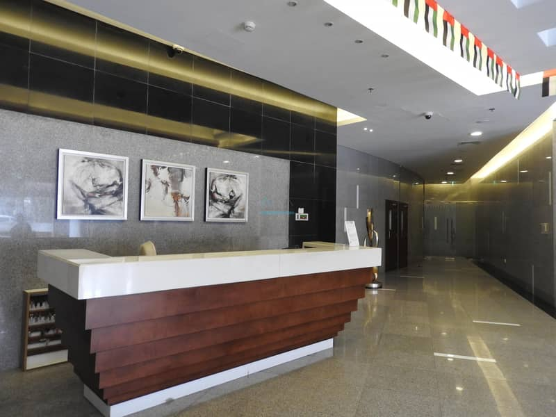 20 One Bhk in Downtown for Rent | High Floor | Partial Lake View