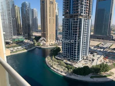 1 Bedroom Flat for Rent in Jumeirah Lake Towers (JLT), Dubai - Extra Large Layout - Close To Metro - Lake View