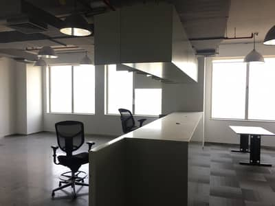 Fully Fitted Very Spacious Office in Business Central Towers