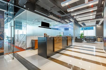 Office for Rent in Business Bay, Dubai - Full Canal View