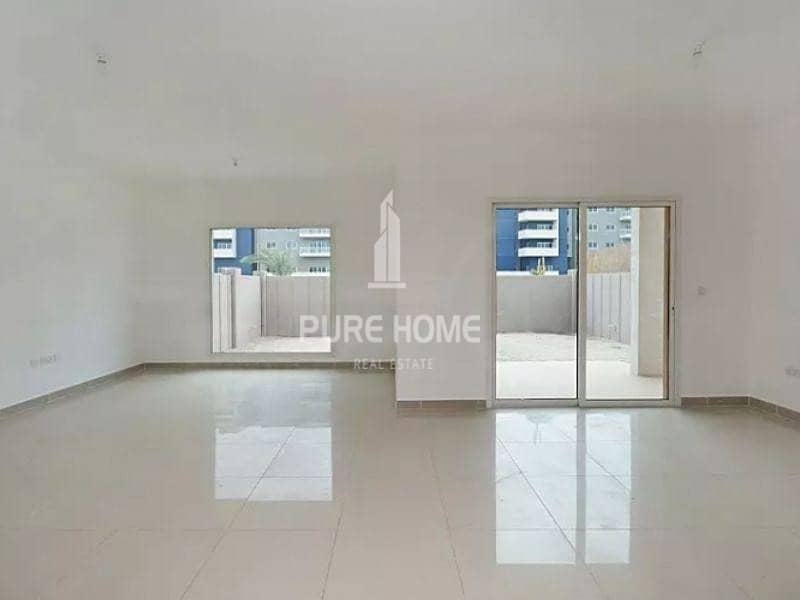 2 Perfect Investment Spacious 2 Bedrooms Villa with Garden In  Al Reef