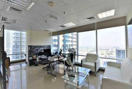 مکتب  للبيع في أبراج بحيرات جميرا، دبي - Good Investment | Office in Reef