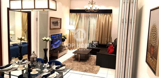 1 Bedroom Apartment for Sale in Liwan, Dubai - 6 yrs Pmt plan | Pool view | No Commission