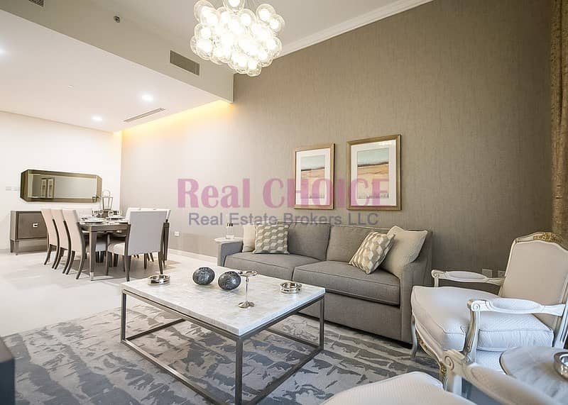 2 Good for Investment 3BR | First Freehold in Mirdif