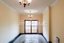 Two rooms and hall, King Faisal Street, high finishing, Super Deluxe with distinctive look and great price 25000