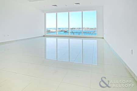 2 Bedroom Apartment for Sale in Dubai Marina, Dubai - Renovated | Spacious | Sea Views | 2B + Maid