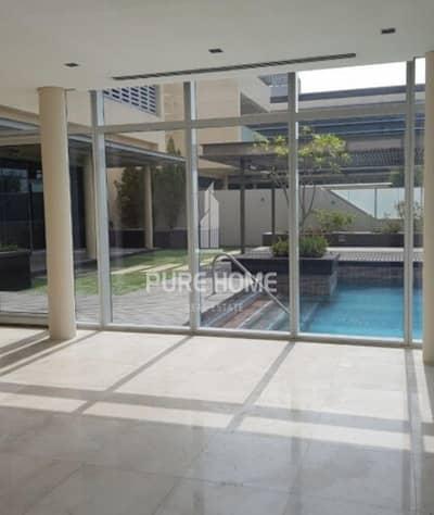 فیلا 5 غرف نوم للايجار في شاطئ الراحة، أبوظبي - Hot Deal for this Magnificent 5 Bedrooms Villa Call us Now