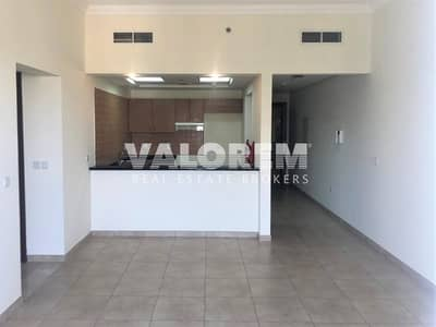 1 Bedroom Flat for Rent in Dubai Sports City, Dubai - Vacant lofty apartment|Great view|Ready to move in