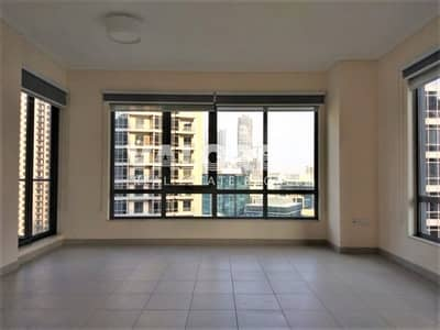 1 Bedroom Flat for Rent in Downtown Dubai, Dubai - PERFECTLY MAINTAINED | HIGH-FLOOR |SPACIOUS LAYOUT