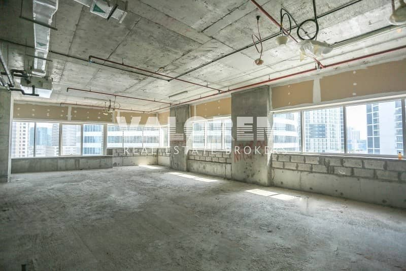 13 Spacious Shell & Core Office for Rent in the Westburry