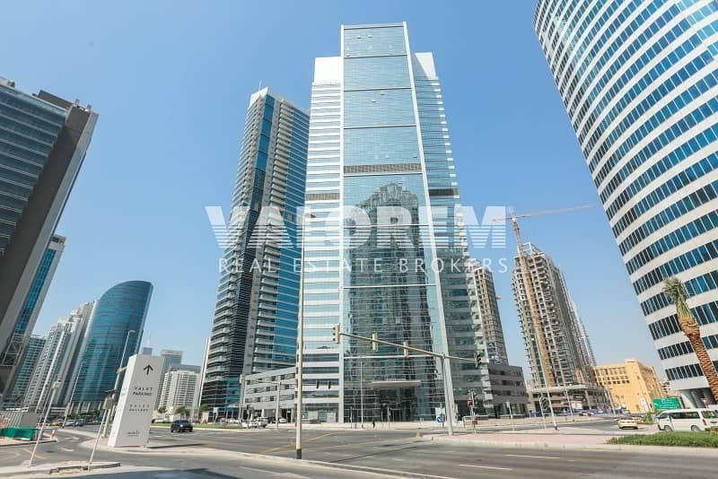 2 Spacious Shell & Core Office for Rent in Westburry