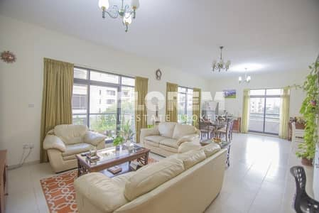 شقة 4 غرفة نوم للبيع في الروضة، دبي - Amazing Location | Most Spacious 4 Bed| Upgraded