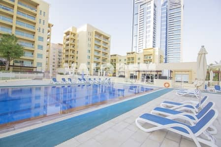 1 Bedroom Flat for Rent in The Greens, Dubai - FREE CHILLER | Equipped kitchen | Best price