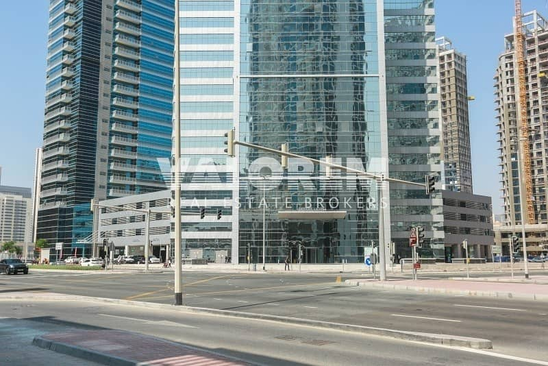 Spacious Shell & Core Office for rent in the Westburry