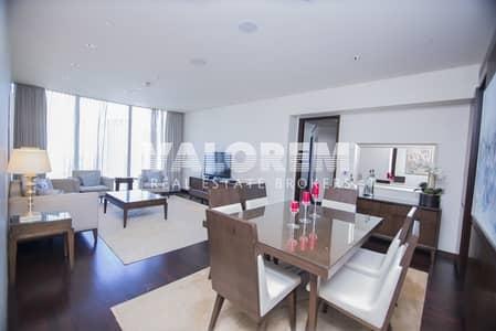 Apartment 2 beds / Study / High floor Burj Khalifa