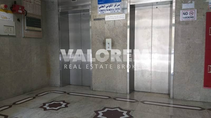 10 Spacious 3 BHK in Electra St located in front of Bus stop