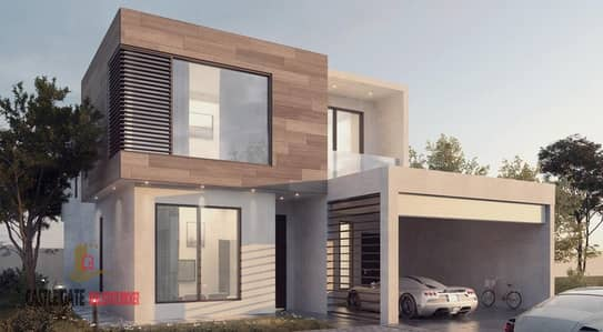 4 Bedroom Villa for Sale in Al Tai, Sharjah - Zero Service charge | Great For Investment  |  No Commission |  Payment Plan
